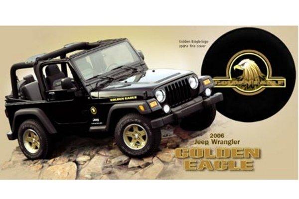 Jeep Wrangler Golden Eagle Actualit Automobile