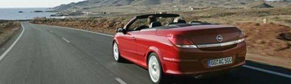 Opel Astra Twin Top : tous les tarifs