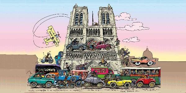 12ème Traversée de Paris