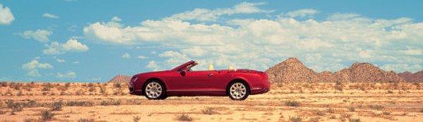 Bentley Continental GTC : Plaisir des yeux