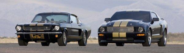 Ford Shelby GT-H : Louez le mythe !