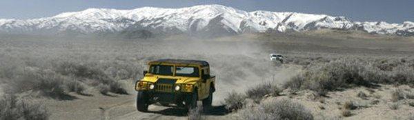 Hummer : Traversée du désert pour le H1