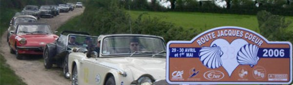 Rallye Jacques Coeur : une ballade bucolique