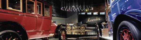 Un tout nouveau musée à la gloire de Mercedes