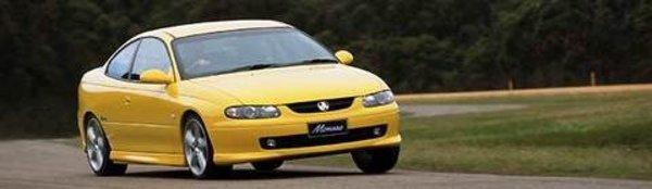 Vauxhall commercialisera le coupé Monaro