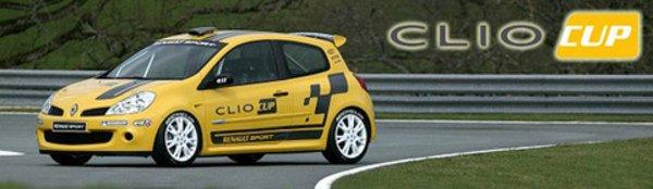 Renault Clio Cup : courir pour 29 000 euros