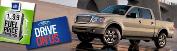 Carburants : GM et Ford paient leur tournée