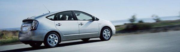 Déjà un demi-million de Toyota Prius