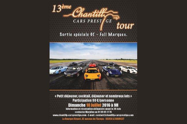 13 me chantilly cars prestige tour actualit automobile for Chantilly cars prestige societe