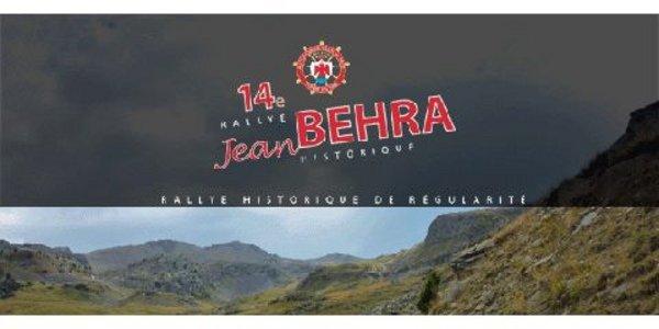 14ème Rallye Jean Behra