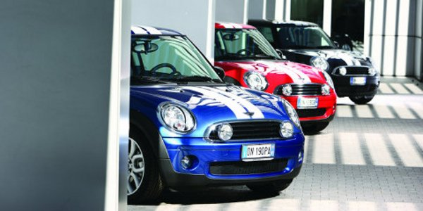 Déjà 1,5 million de « New Mini »