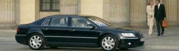 Une version longue pour la VW Phaeton