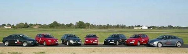 Alfa Master Drive : l'école de conduite Alfa Romeo