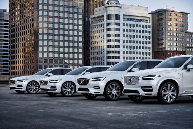 Les modèles Volvo bientôt limités à 180 km/h