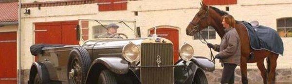 Audi vient de restaurer une Imperator de 1929