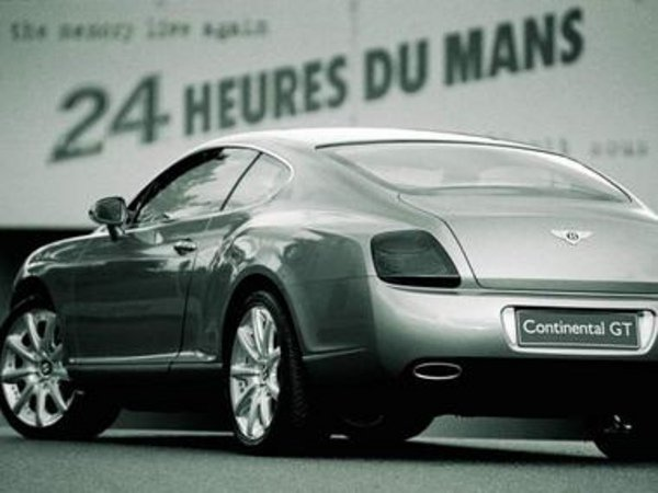 500 bentley continental gt vendues en allemagne. Black Bedroom Furniture Sets. Home Design Ideas