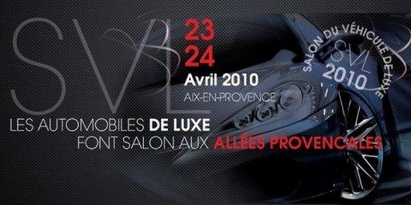 1er Salon des voitures de luxe