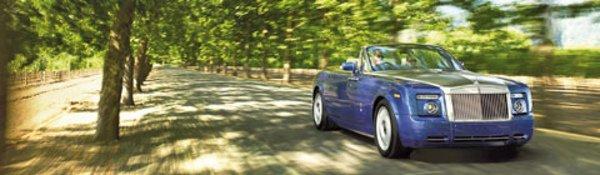 2007, un bon cru pour Rolls-Royce
