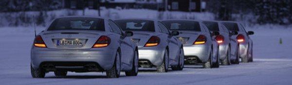 2008, année record pour Mercedes-AMG