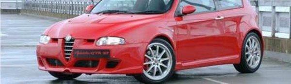 L'Alfa 147 GTA Autodelta