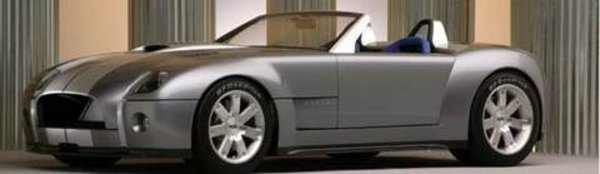 Le retour de la Shelby Cobra