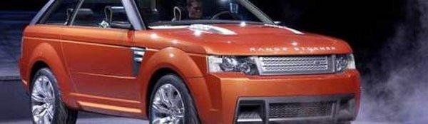 Le Land Rover Range Stormer