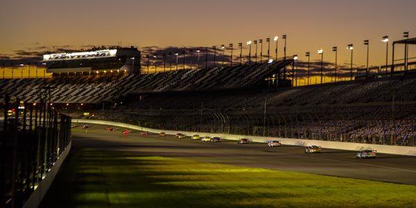 24 Heures de Daytona : vidéo teaser