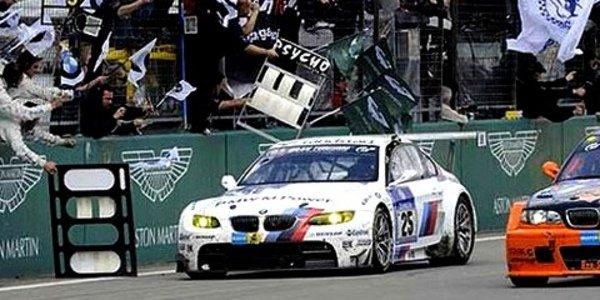 24 heures du Nürburgring, victoire de BMW