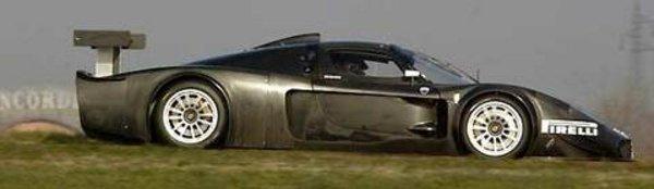 La Maserati MCC