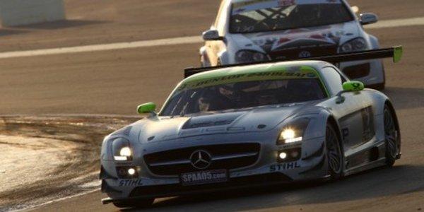 24 Heures de Dubaï victoire de BMW