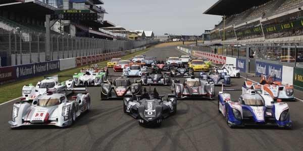 24 Heures du Mans 2013 : les 56 engagés