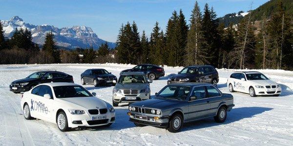 25 ans de xDrive chez BMW
