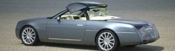 La Lincoln Mark X concept