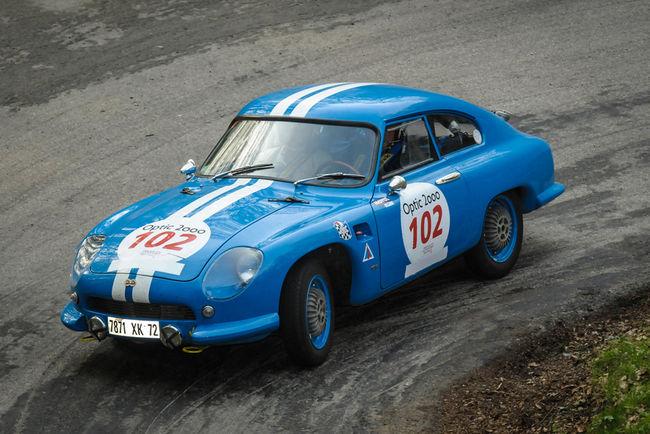 26ème édition du Tour Auto Optic 2000
