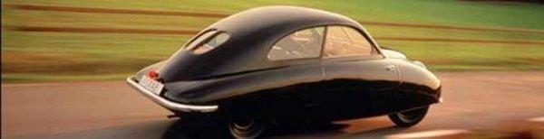 La première Saab exposée à Francfort