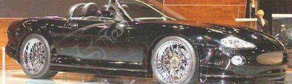 La Jaguar XK-RS