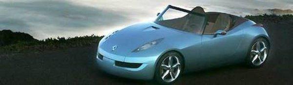 Un roadster chez Renault