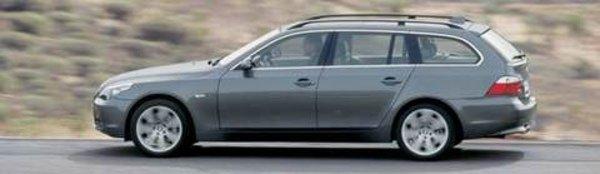 La BMW Série 5 Touring
