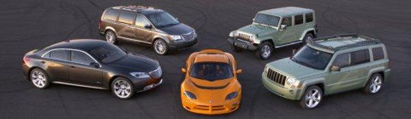 Ambiance électrique chez Chrysler