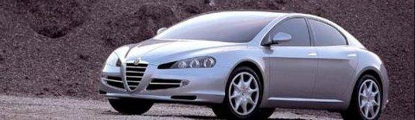 Un nouveau concept-car Alfa Romeo