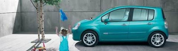 Genève : Renault Modus