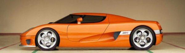 Genève : la Koenigsegg CCR