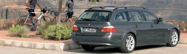 Genève : BMW Série 5 Touring