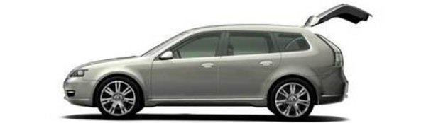 Genève : Saab 9-3 Sport-Hatch