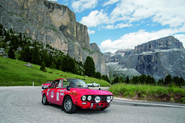 33ème édition du Rallye Stella Alpina