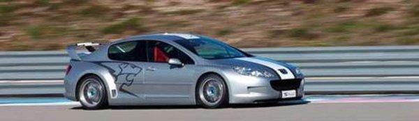Genève : Peugeot 407 Silhouette