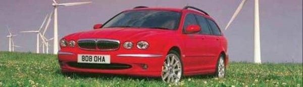 La première Jaguar break
