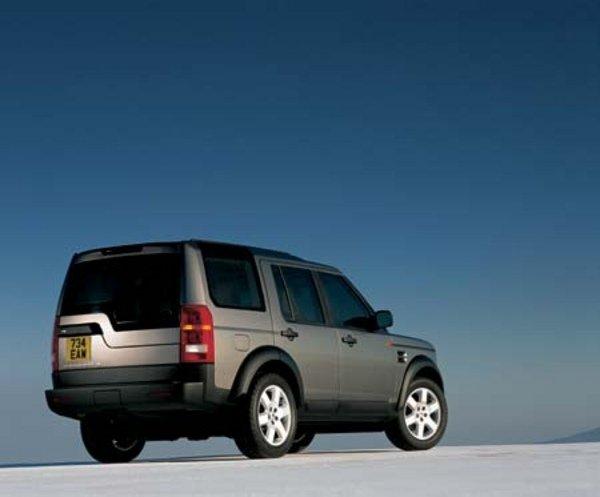 le nouveau land rover discovery actualit automobile. Black Bedroom Furniture Sets. Home Design Ideas