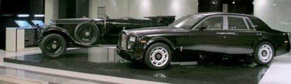 Rolls-Royce à Moscou