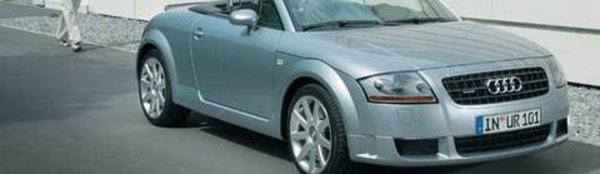 Arrivée en concession de l'Audi TT V6